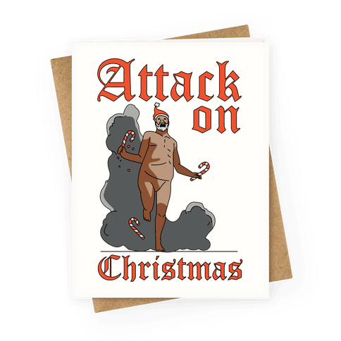 Attack On Christmas