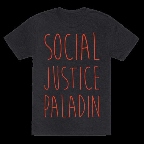 Social Justice Paladin