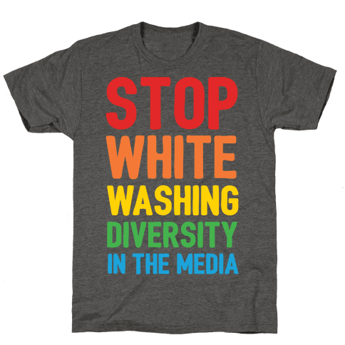 Stop Whitewashing Diversity In The Media