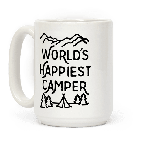 World's Happiest Camper