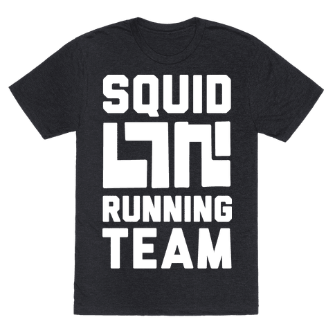 Squid Running Team