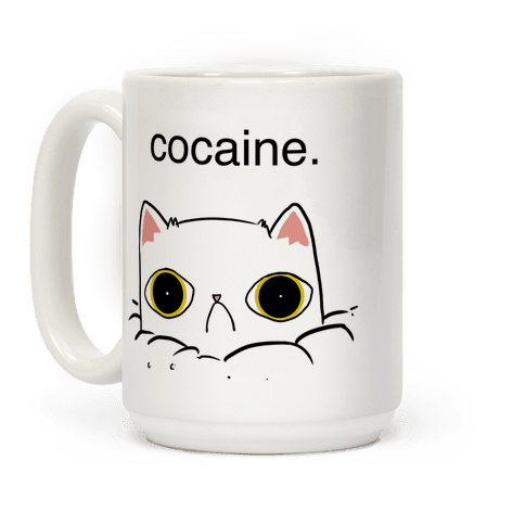 Kitty! No Cocaine!!
