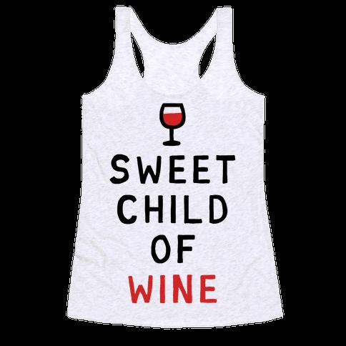 Sweet Child Of Wine