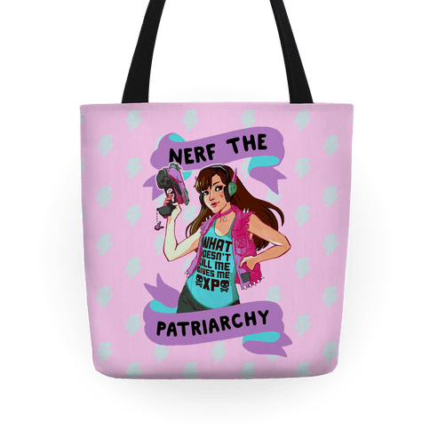 Nerf The Patriarchy Parody