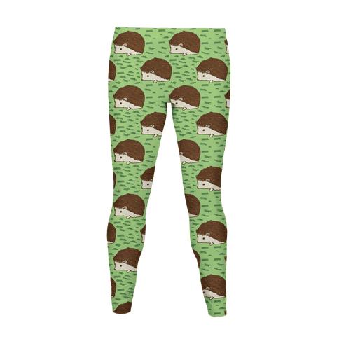 Cute Hedgehog Pattern
