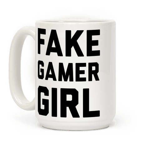 Fake Gamer Girl