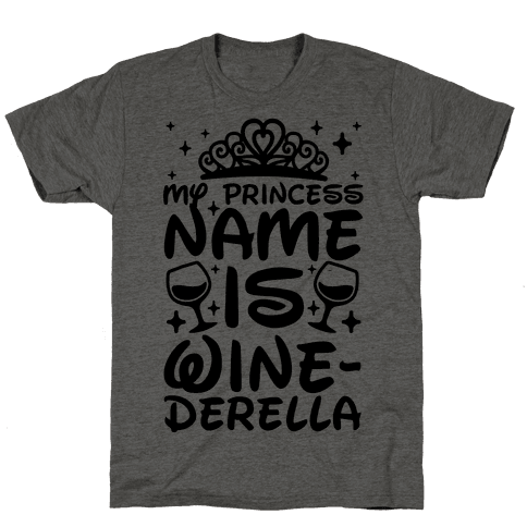 My Princess Name Is Winederella