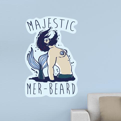 Majestic Mer-Beard