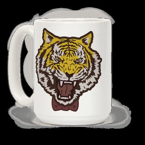 Tiger in a Bow Tie