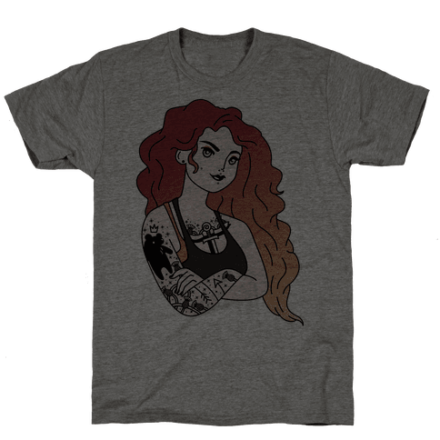 Punk Merida Parody