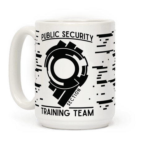 Section 9 Public Security Training Team