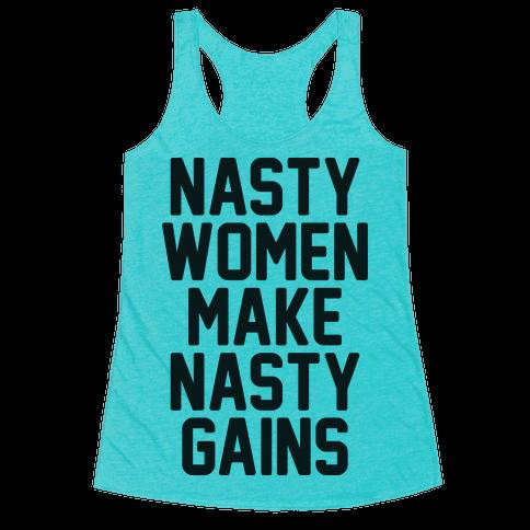 Nasty Women Makes Nasty Gains