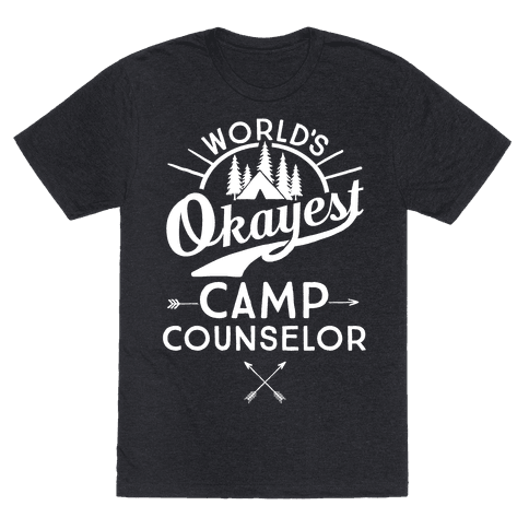 World's Okayest Camp Counselor