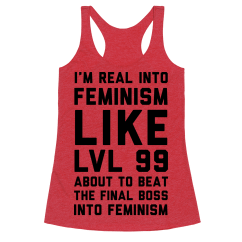Im Real Into Feminism