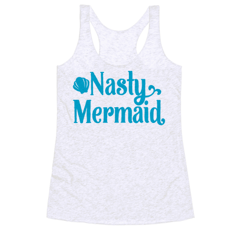 Nasty Woman Mermaid Parody