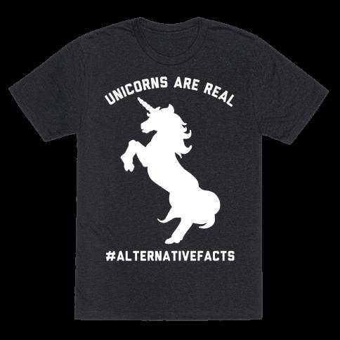 Unicorns Are Real Alternative Facts