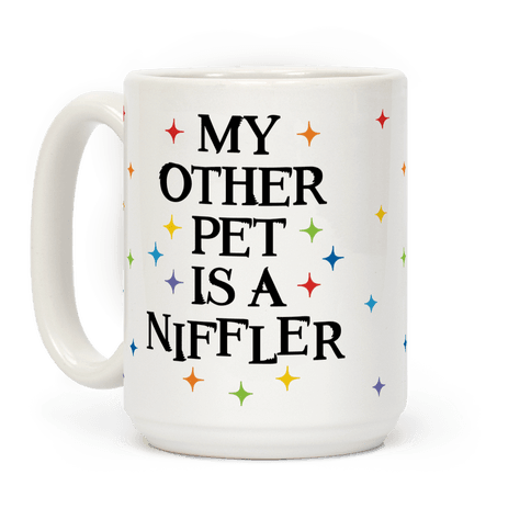 My Other Pet Is A Niffler