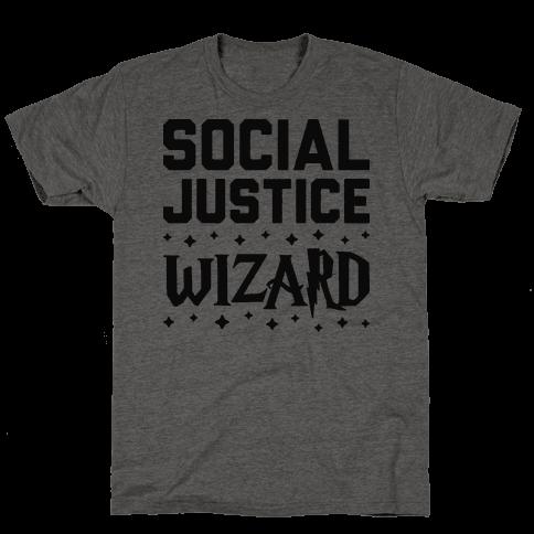 Social Justice Wizard