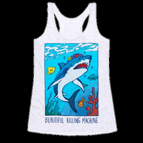 Beautiful Killing Machine Shark