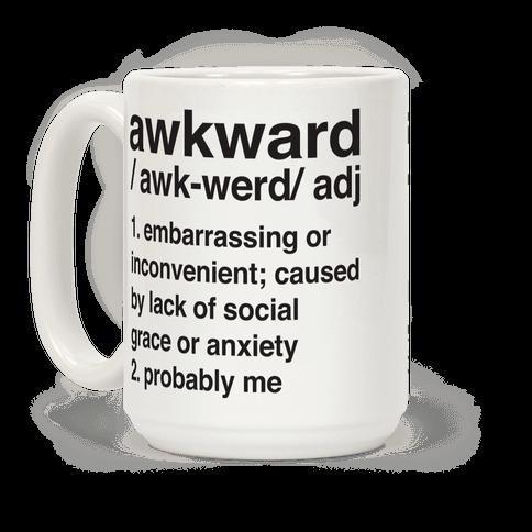 Awkward Definition