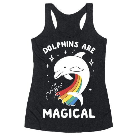 Dolphins Are Magical