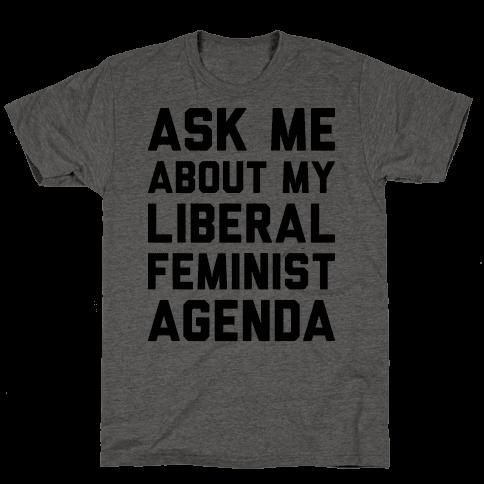 Liberal Feminist Agenda