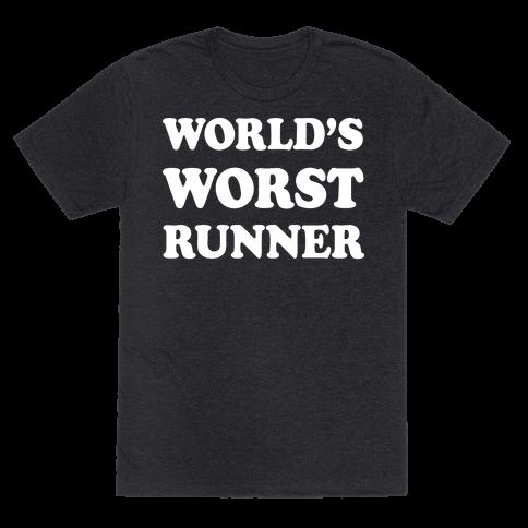 World's Worst Runner