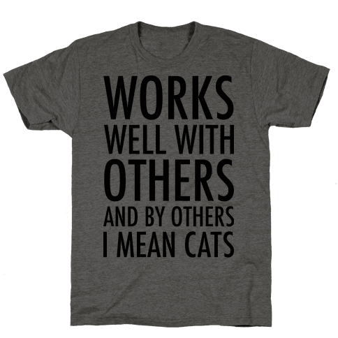 By Others I Mean Cats
