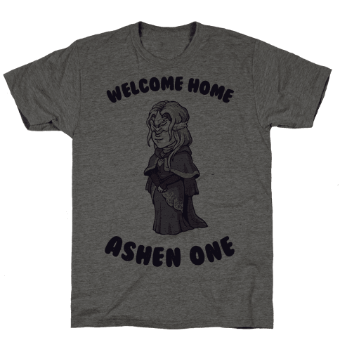 Welcome Home Ashen One