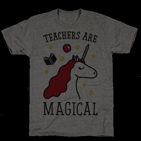 Teachers Are Magical