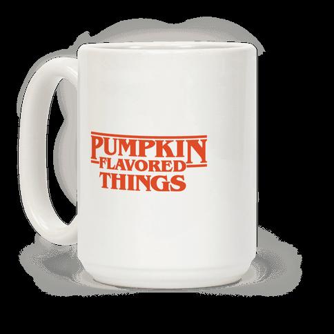 Pumpkin Flavored Things Parody