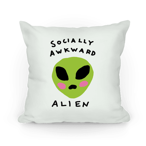Socially Awkward Alien