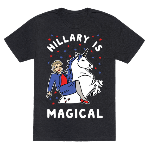 Hillary is Magical Alt