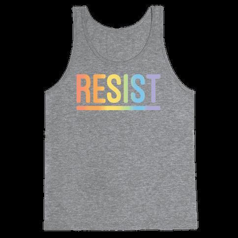 Rainbow Resist