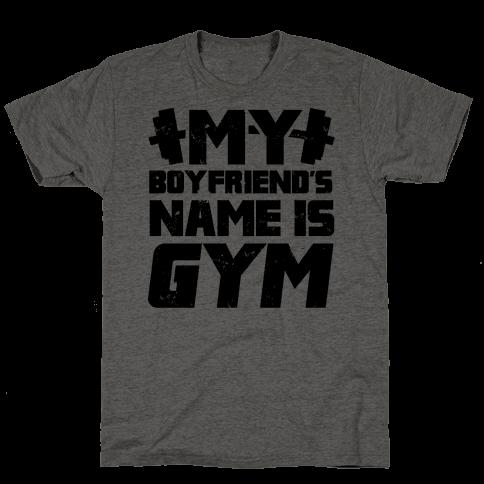 My Boyfriend's Name Is Gym