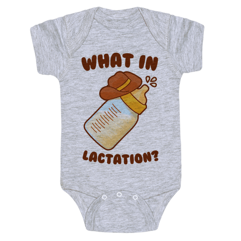 What in Lactation?