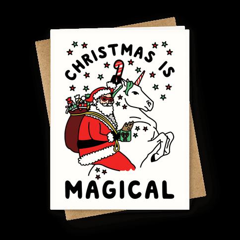 Christmas Is Magical