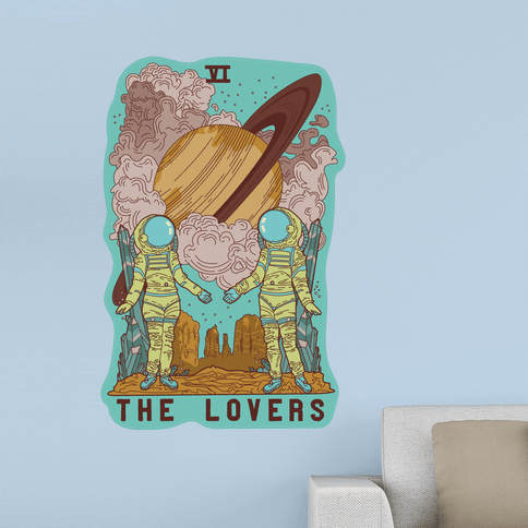 The Lovers In Space