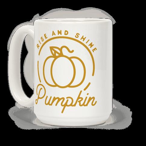 Rise and Shine Pumpkin