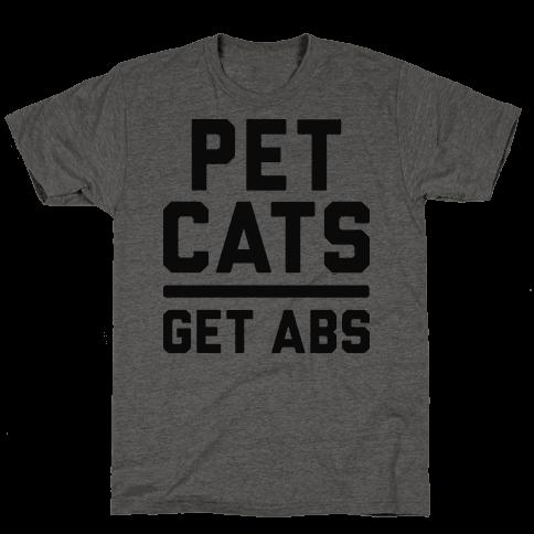 Pet Cats Get Abs