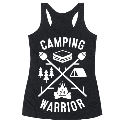 Camping Warrior (White)