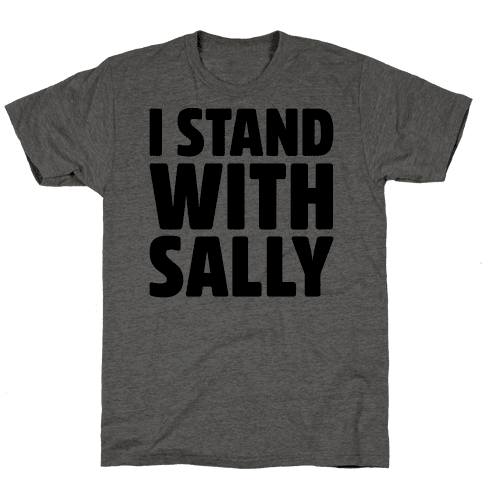 I Stand With Sally