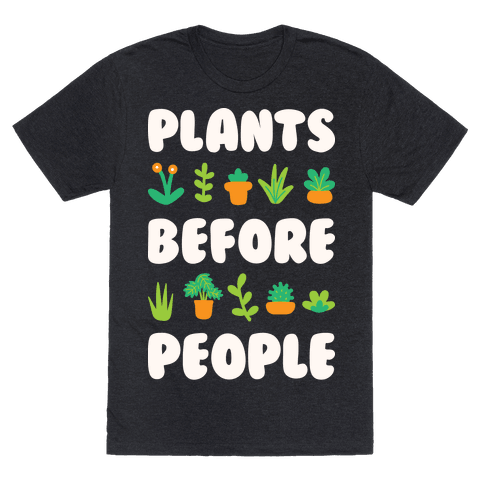 Plants Before People