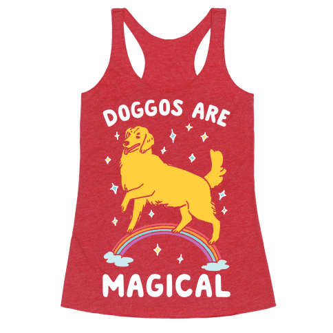 Doggos Are Magical