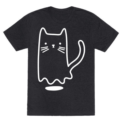 Ghost Cat (White)