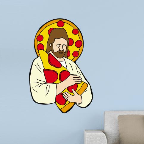 Pizza Jesus