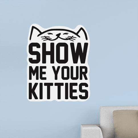 Show Me Your Kitties