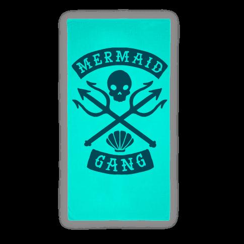 Mermaid Gang Beach Towel