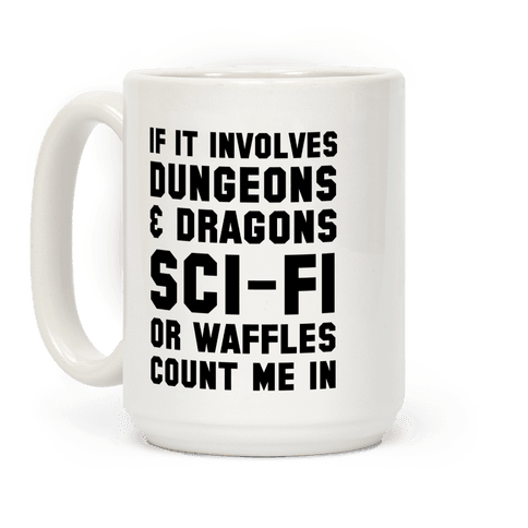 If it Involves Waffles Count Me in