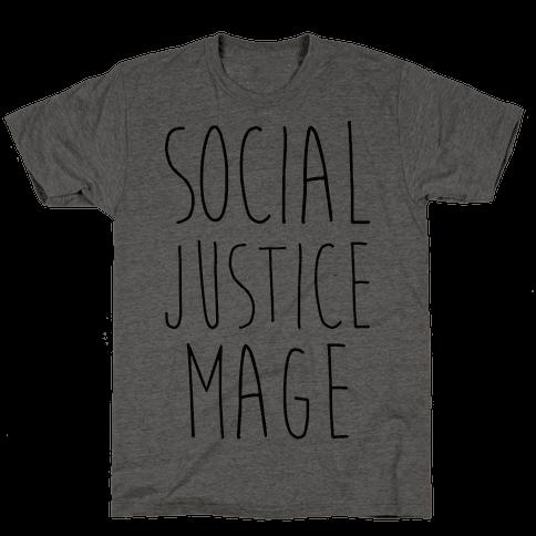 Social Justice Mage